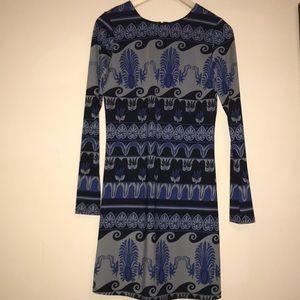 Julie Brown long sleeve dress